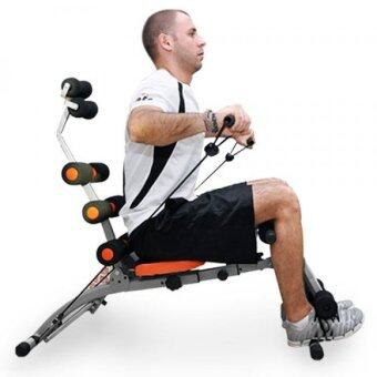 2561 Six pack care เครื่องออกกำลังกาย ลดหน้าท้อง สร้างกล้ามเนื้อ รุ่น OR001 ( Black )