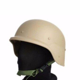 ซื้อ/ขาย SN Collection หมวกกันน็อก หมวกยุทธวิธีทางการทหาร หมวกสำหรับเกมส์ยิงปืน มาตรฐานสากล ป้องการกระแทกได้เป็นอย่างดี รุ่น SZ031