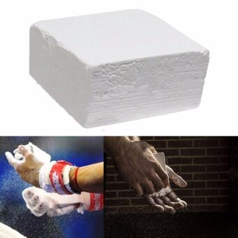 Sport Gym Chalk Athletics WeightLifting Gymnastic ClimbingMagnesium Carbonate - intl