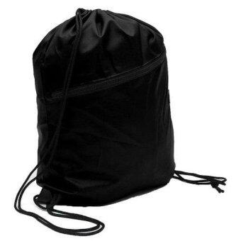 Sport Gym Drawstring Bag Swim Dance Waterproof Backpack Travel BookSchool Bag - intl