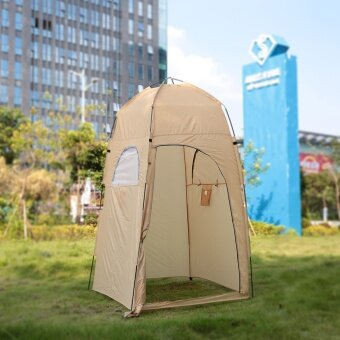 Sports Outdoors Tents Tomshoo Portable Outdoor Shower Bath Changing Fitting Room Tent Shelter Camping Beach Privacy Toilet - intl - 2