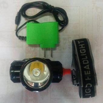 ST ไฟฉายคาดหัว ตรานก LED ST-532 80W สวิตซ์โวลุ่ม (ไฟสีเหลือง) ใช้งานลุยฝน - 3