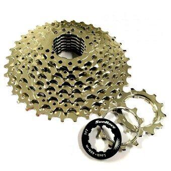 SunRace เฟืองจักรยานเสือภูเขา 9's ขนาด 11-36T