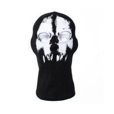 Tactical Skull Mask Men Military Halloween Ghost Mask Army Airsoft Paintball Warm Mask