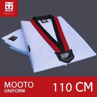 ชุดเทควันโด Taekwondo MOOTO IIIF SIZE 110CM