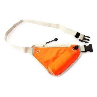 2561 TD Mobile-กระเป๋าใส่ขวดน้ำเก็บความเย็นได้ สีส้ม