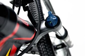 ฟรีของแถม! จักรยาน TIGER จักรยานเสือภูเขา Mountain Bike รุ่น Magnumล้อ 27.5 เกียร์ 27 Speeds (สีขาว) (image 2)