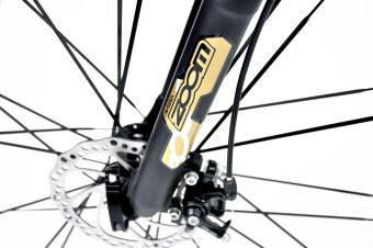ฟรีของแถม! จักรยาน TIGER จักรยานเสือภูเขา Mountain Bike รุ่น Magnumล้อ 27.5 เกียร์ 27 Speeds (สีขาว) (image 4)