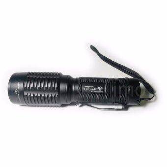 ไฟฉายแรงสูง UltraFire XML-T6 Flashlight ส่องได้ไกล ชาร์ตไฟได้ ไฟฉายLED ปรับซูมได้ กระพริบได้ ไฟฉายพกพาสะดวก ไฟฉายติดรถ ไฟฉายเดินป่าไฟฉายแค้มปิ้ง ไฟฉายตกปลา ไฟฉายส่องสัตว์ ไฟฉายกันน้ำ - 3