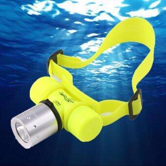 ไฟฉาย LED Underwater 50M 5000LM CREE XML T6 LED Waterproof Lighthouse