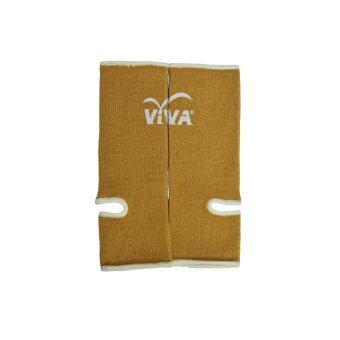 2561 Viva แองเกิ้ล / ที่รัดข้อเท้า-ไม่มีลาย (สีน้ำตาล)