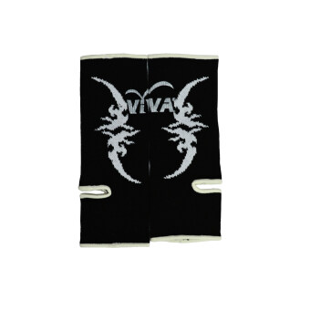 VIVA แองเกิ้ล / ที่รัดข้อเท้า-มีลาย (สีดำ)
