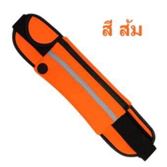 ราคา Waterproof Sport Running Belt กระเป๋ากีฬาแบบคาดเอวใส่โทรศัพท์มือถือกันน้ำได้