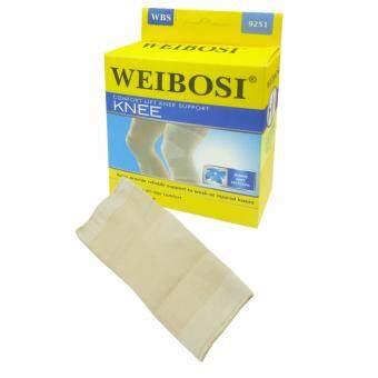 2561 WBS อุปกรณ์พยุงเข่า ลดอาการบาดเจ็บ No.9251