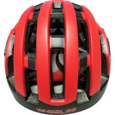 หมวกจักรยาน Wheel23 รุ่น WT-017 / Size S-M / 54 - 57 cm. ผลิตตามมาตรฐาน CE แข็งแรง ปลอดภัย