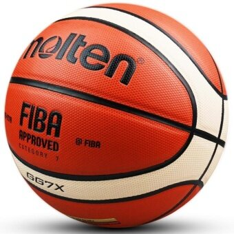 Wholesale or retail Brand Cheap Molten GG7X Basketball Ball PUMateria Official Size7 Basketball indoor and outdoor Ball TrainingEquipment Free With Net + Bag and Needle - intl - 4