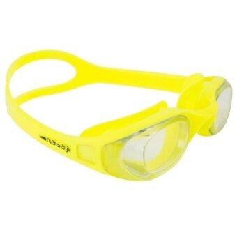 ซื้อ/ขาย แว่นตาว่ายน้ำรุ่น XBASE EASY (สีเหลือง)