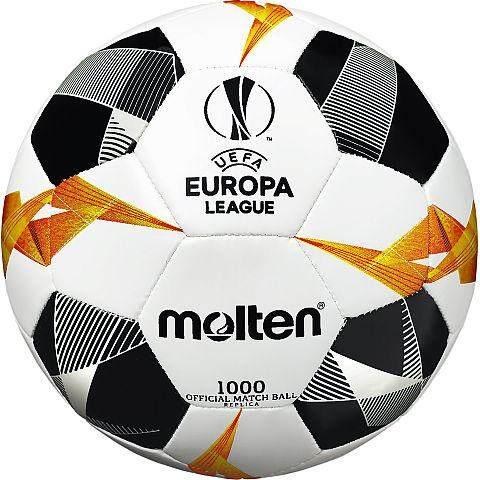 สระแก้ว Molten ฟุตบอลหนังเย็บ มอลเทน Football MST TPU pk F1U1000-G9(300) No.1
