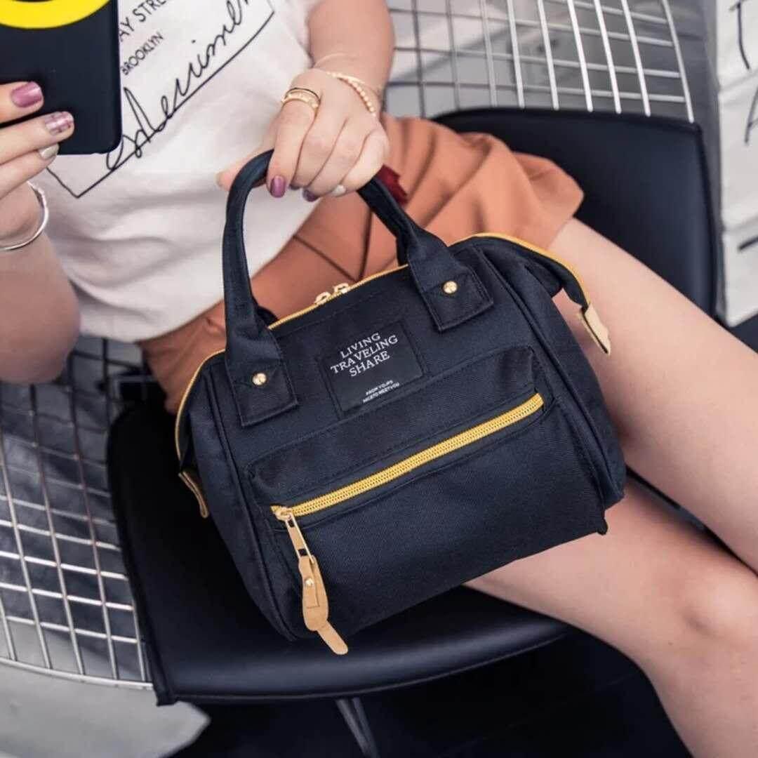 กระเป๋าเป้ นักเรียน ผู้หญิง วัยรุ่น สมุทรปราการ BAIFA SHOP Japan Women Bag กระเป๋าสะพายข้างสำหรับผู้หญิง