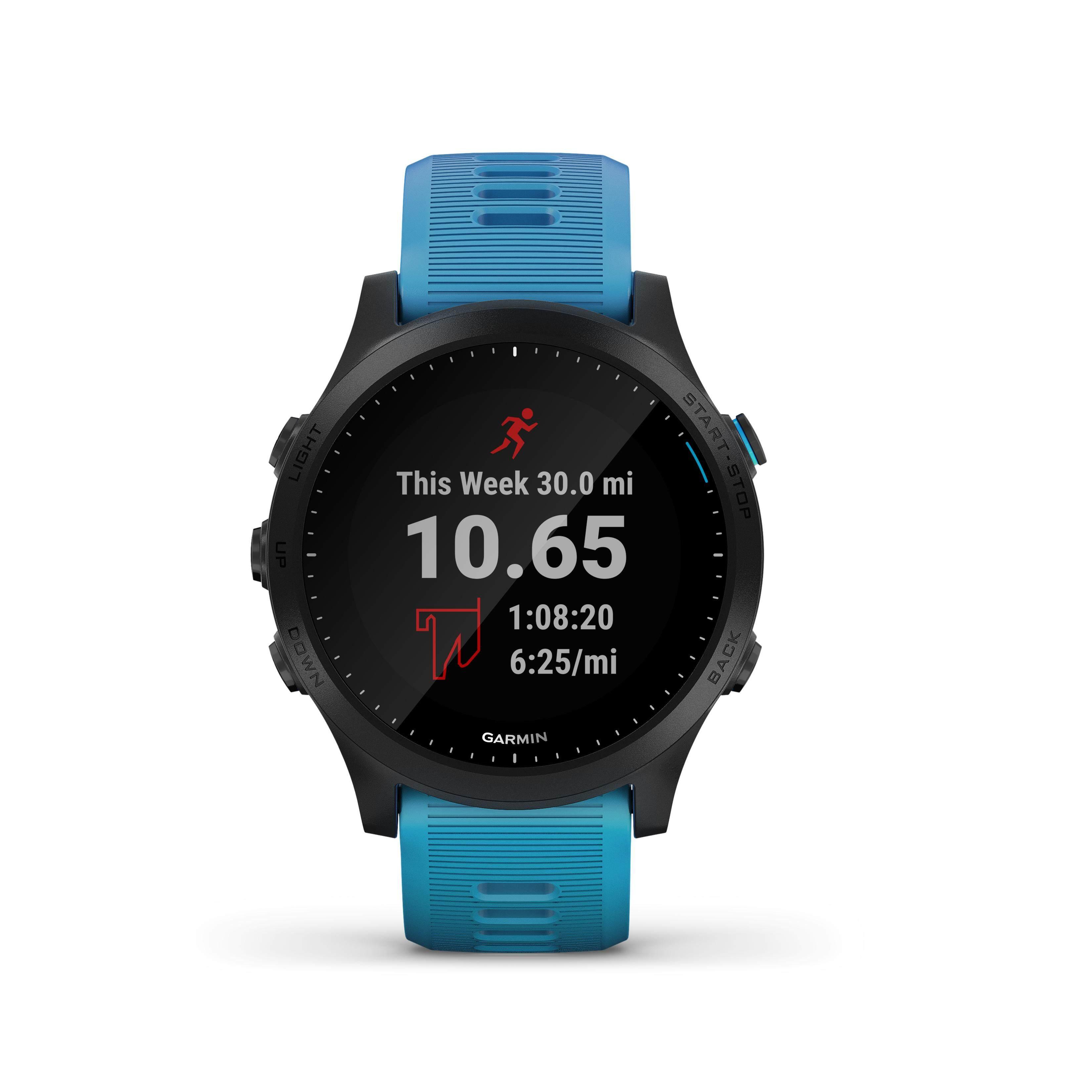 การใช้งาน  กระบี่ Garmin by GIS Forerunner 945 นาฬิกาวิ่งระบบ GPS พร้อมเพลงและคุณสมบัติการฝึกขั้นสูง
