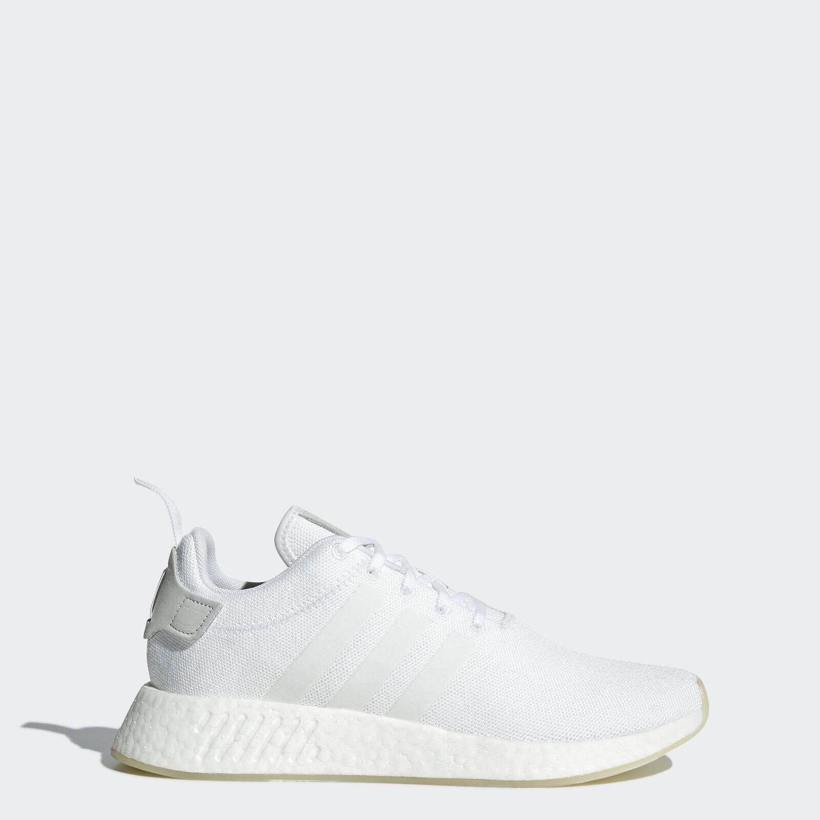 ยี่ห้อนี้ดีไหม  ปทุมธานี adidas Originals NMD R2 Cloud White / Cloud White