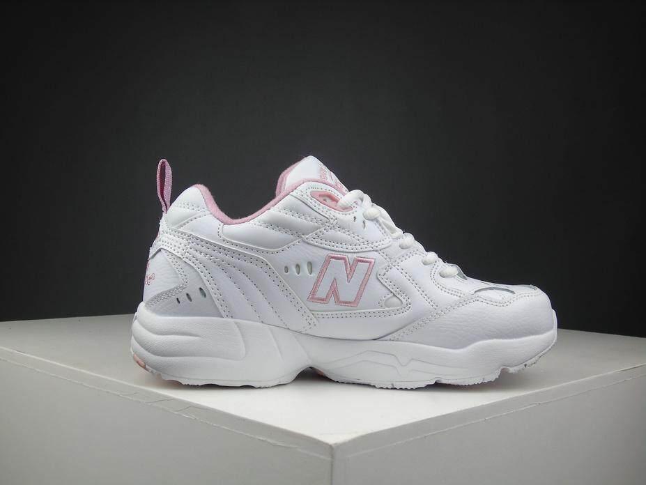 นครราชสีมา New Balance_2019 รองเท้าวิ่งผู้หญิง / Women s Fashion Sports Running Shoes Sneakers NB-608-4