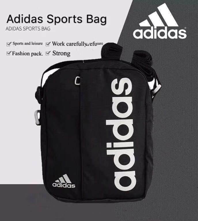 กระเป๋าเป้ นักเรียน ผู้หญิง วัยรุ่น ตรัง Adidas กระเป๋าแฟชั่น Adidas Unisex Fashion Bag A02