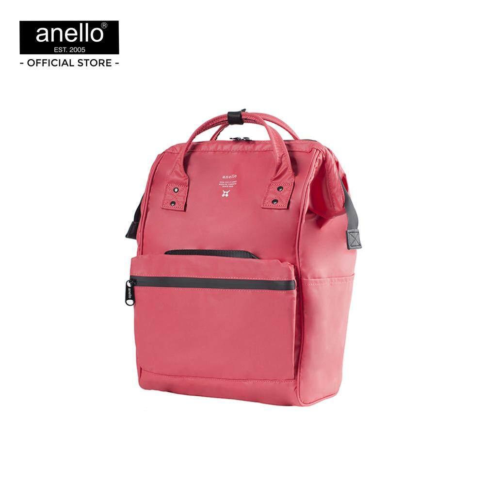 ประจวบคีรีขันธ์ กระเป๋าสะพายหลัง anello MINI W-Proof Mini Classic Backpack-anello lining_OS-N017