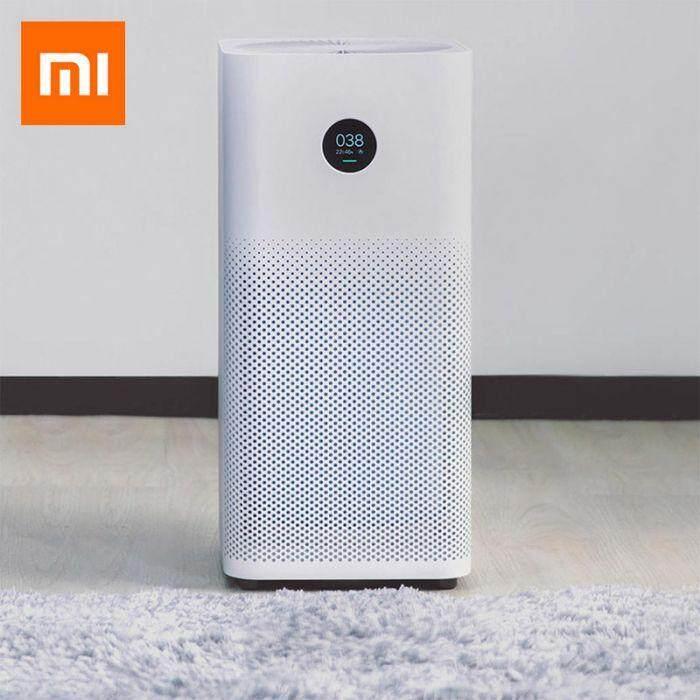 ยี่ห้อไหนดี  ลพบุรี เครื่องฟอกอากาศ Xiaomi Mi Air Purifier 2S กรองอากาศ 3 ชั้น รับประกันศูนย์ไทย 1 ปี