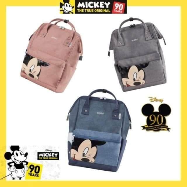 บัตรเครดิต ธนชาต  กรุงเทพมหานคร กระเป๋า Anello Micky Classic