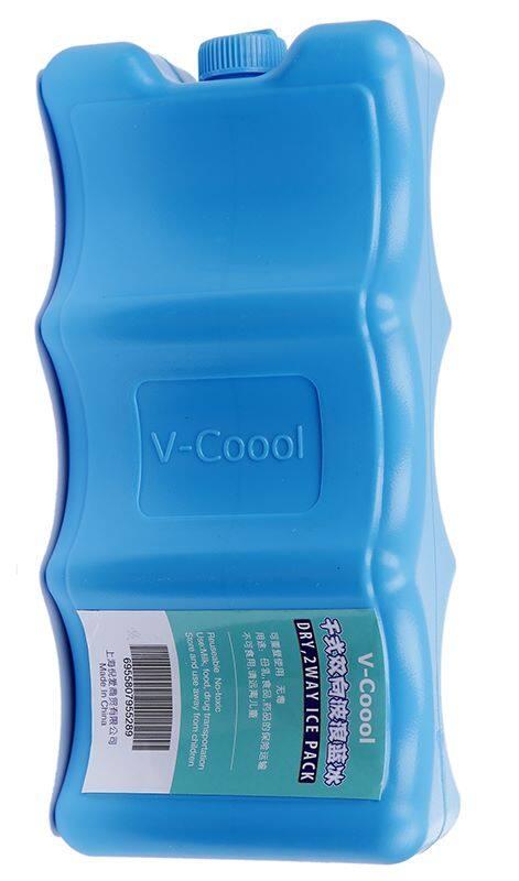 ไอซ์แพค ไอซ์แพ็ค icepack น้ำแข็งเทียม ไอซ์เจล v-coool