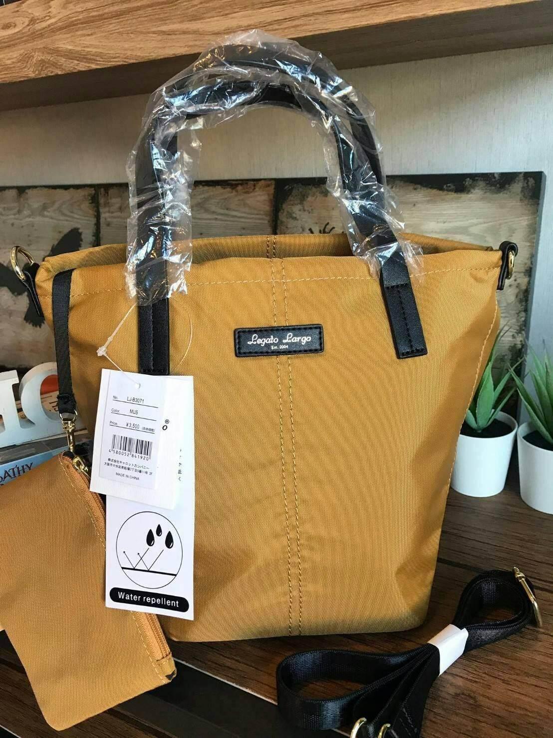การใช้งาน  สมุทรปราการ Anello & Legato Largo Mini Tote Shoulder Bag