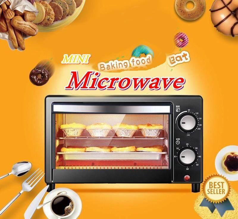 Mini Microwave ไมโครเวฟ ตั้งโต๊ะ ขนาดเล็ก เตออบไมโครเวฟ เตาอบไฟฟ้า เตาไมโครเวฟ ขนาดเล็ก