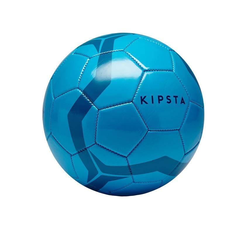 สอนใช้งาน  พัทลุง ลูกฟุตบอล ฟุตบอลหนัง football  ลูกฟุตบอลรุ่น FIRST KICK เบอร์ 3 (สีน้ำเงิน) สำหรับเด็กอายุ 5-7 ปี แถมเข็มสูบลมมูลค่า 30 บาท