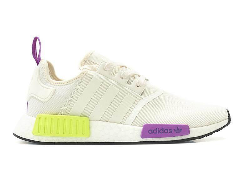 ยี่ห้อไหนดี  สิงห์บุรี รองเท้าลำลองผู้ชาย Adidas NMD R1