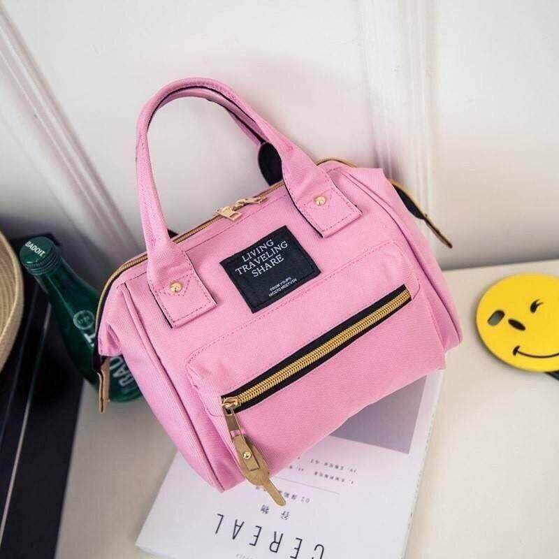 กระเป๋าสะพายพาดลำตัว นักเรียน ผู้หญิง วัยรุ่น ลพบุรี BAIFA SHOP Japan Women Bag กระเป๋าสะพายข้างสำหรับผู้หญิง lt01