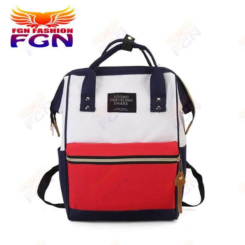 กระเป๋าเป้ นักเรียน ผู้หญิง วัยรุ่น พระนครศรีอยุธยา FGN กระเป๋า กระเป๋าเป้ กระเป๋าสะพายหลัง Backpack FGN 071 มีสีให้เลือก6สี