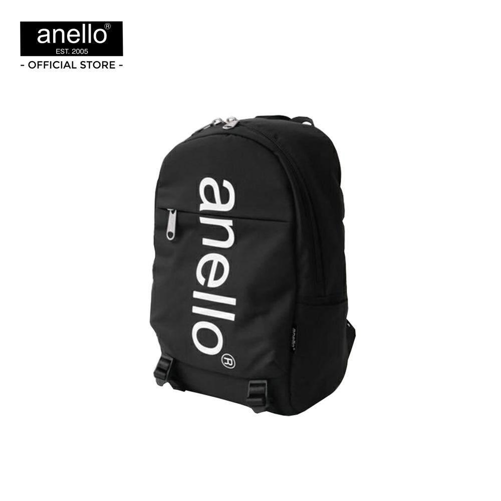 ยี่ห้อนี้ดีไหม  ตาก กระเป๋าสะพายหลัง Anello MINI Big Logo Rucksack SS PL_AH-B2484