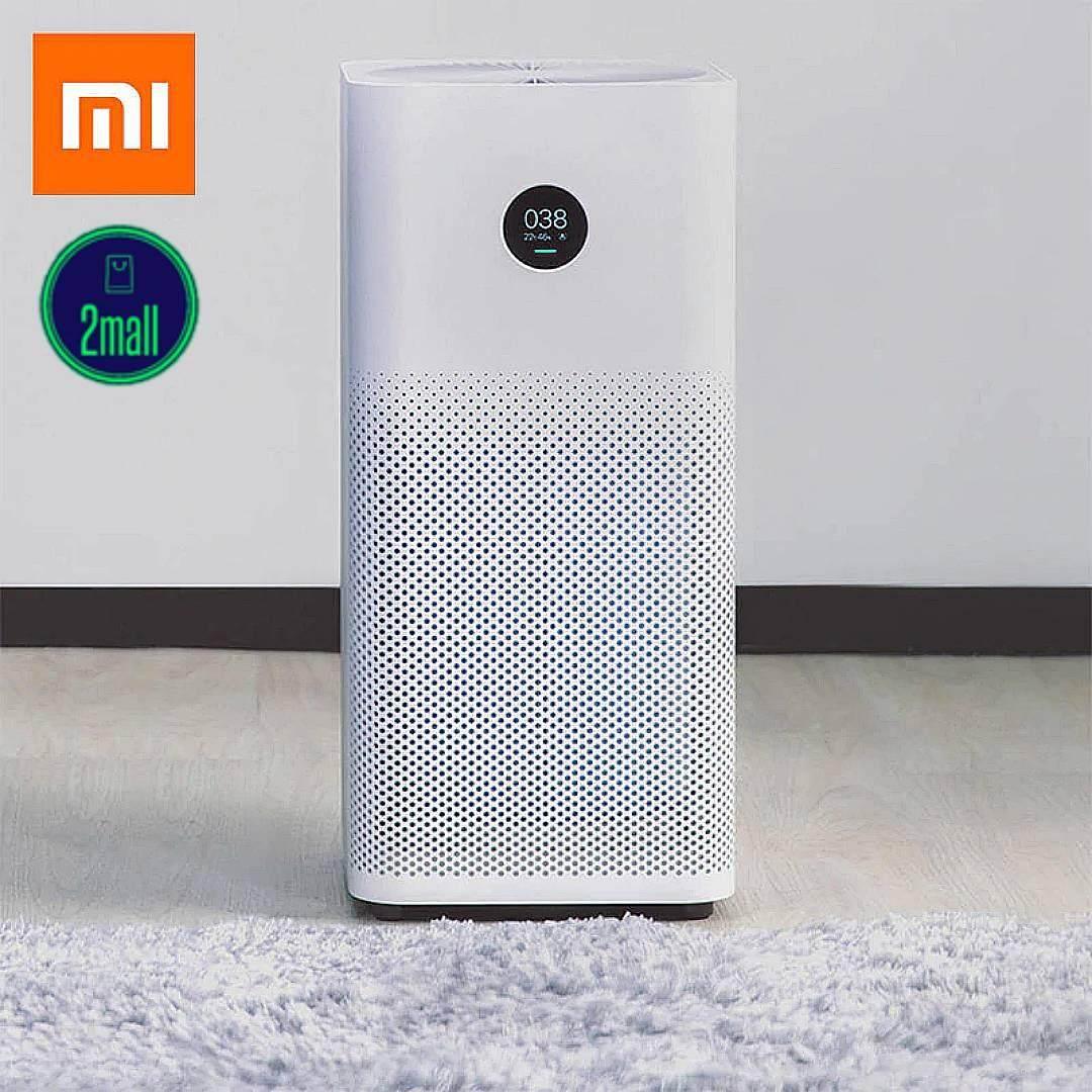 การใช้งาน  สิงห์บุรี เครื่องฟอกอากาศ Xiaomi Mi Air Purifier 2S กรองฝุ่น PM2.5 [สินค้าพร้อมส่ง]