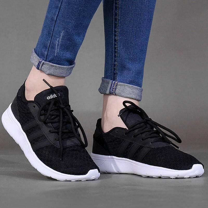 ขายดีมาก! รองเท้าวิ่ง อาดิดาส Adidas Running Lite Racer Korea Black เบาขั้นสุด ++ลิขสิทธิ์แท้ 100% จาก ADIDAS พร้อมส่ง ส่งด่วน kerry++