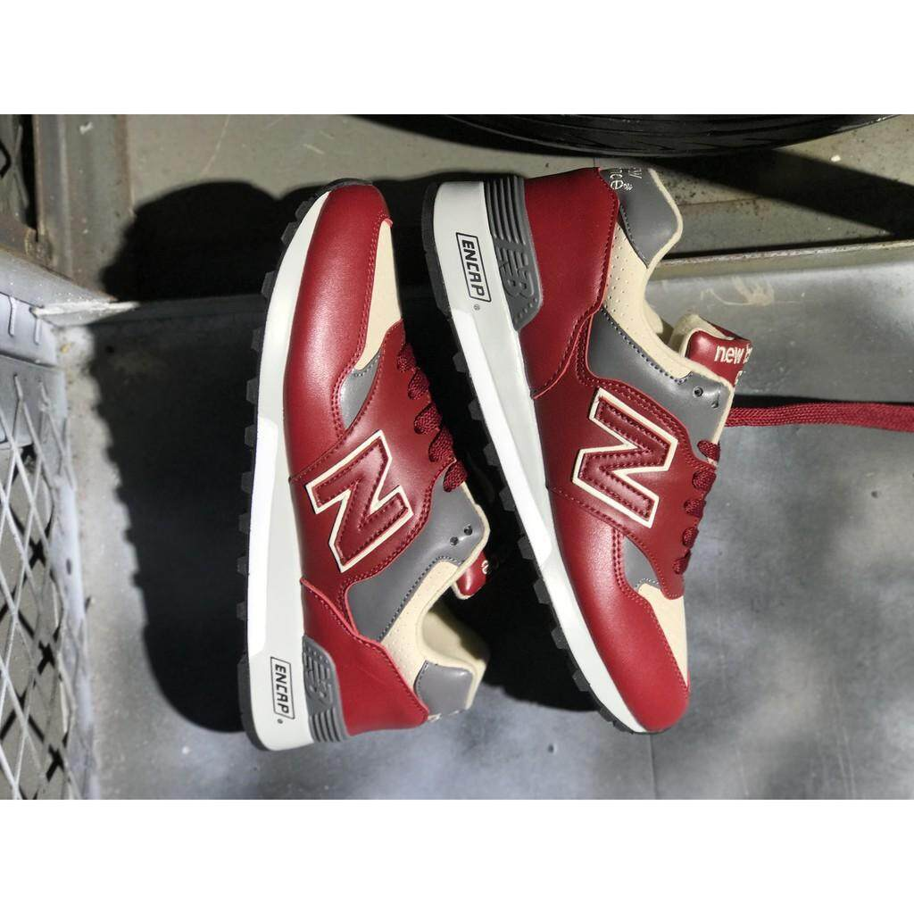การใช้งาน  ศรีสะเกษ new_new_balance_577_nb577_red_men_women_sport_running_shoe_breathable_size_36-44