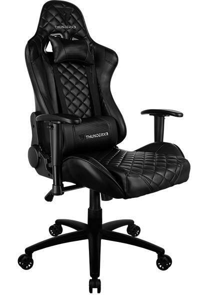 ยี่ห้อไหนดี  ThunderX3 TGC12 Gaming Chair - Black