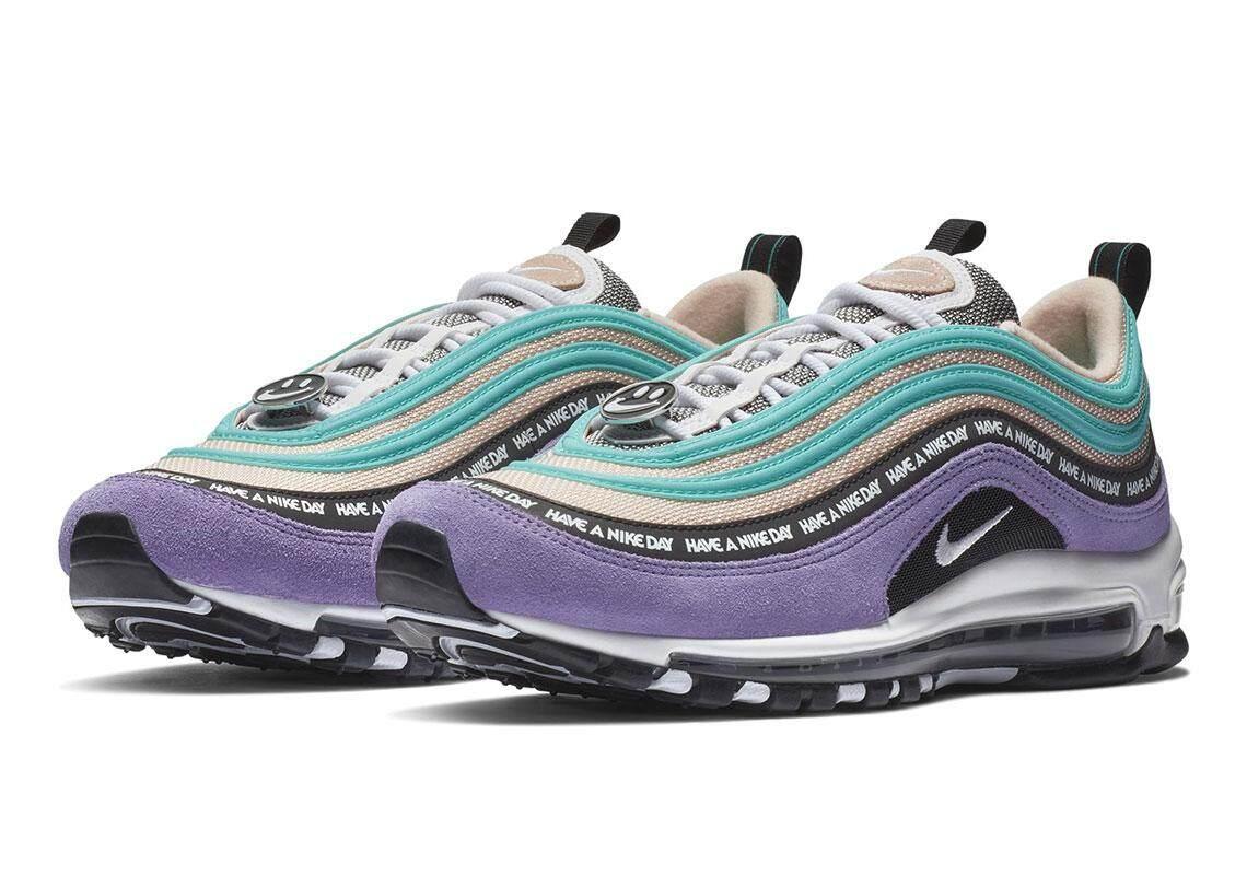 ยี่ห้อนี้ดีไหม  สุรินทร์ รองเท้าลำลองผู้หญิง Nike Airmax 97 Have a Nike day