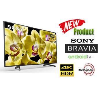 Sony Bravia LED 4K (HDR) Android TV รุ่น KD-43X8000G 43'' นิ้ว จอแสดงผล TRILUMINOSรายละเอียด 4K X-Reality PRO