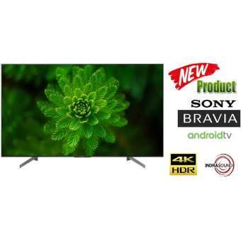 SONYBRAVIA 4K /HDRLEDTV รุ่น KD-49X8500G 49''นิ้ว Android TV (Silver) มาพร้อมประกัน 3ปีรุ่นใหม่ล่าสุดปี2019