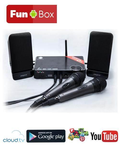 ทำบัตรเครดิตออนไลน์  ชัยนาท Android Smart Box : Karaoke Funny Box  พร้อมแอพดูหนัง ดูบอล ฟังเพลง เล่นเกมส์ ฟรี 1 ปีเต็มๆ จัดส่งฟรี