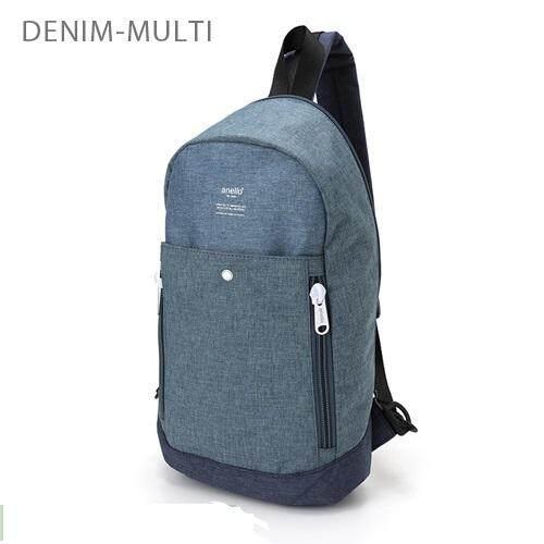 ยี่ห้อนี้ดีไหม  จันทบุรี กระเป๋า Anello Mottled Crossbody Bag - Japan Imported 100%