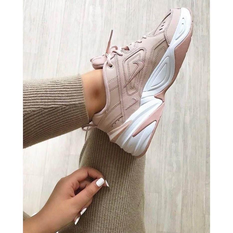 ยี่ห้อนี้ดีไหม  นครสวรรค์ รองเท้าผ้าใบ Nike M2K Tekno  ของแท้??% หายากมากตอนนี้ค่ะ