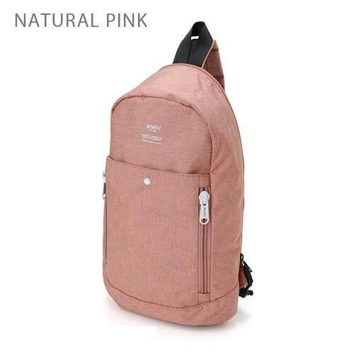 สอนใช้งาน  ตราด กระเป๋า Anello Mottled Crossbody Bag - Japan Imported 100%
