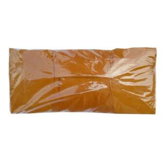 ผ้าไตร - ไตรจีวร เนื้อผ้ามัสลินคุณภาพดี ขนาด 2 x 3 ม. ตราสุวรรณภูมิ(สีพระราชนิยม)